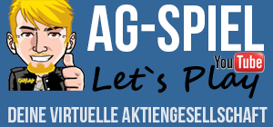 AG Spiel LOGO Lets Play